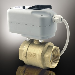 Ball valve Fig. 325 and SLOOP actuator